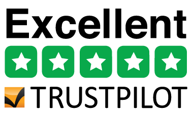 Trustpilot Excellent review badge for Hot Tub Hire Wigan