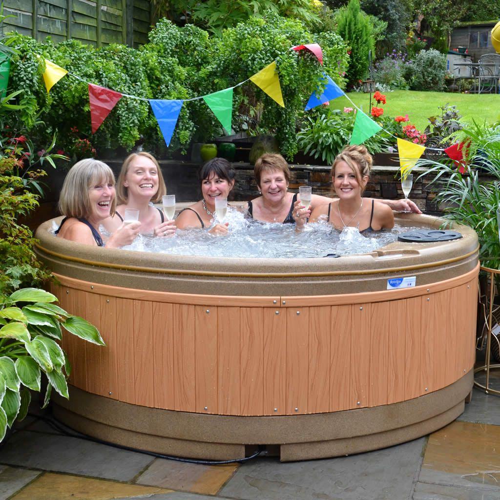 Hot tub hire Liverpool